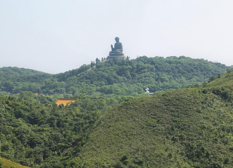 香港・ランタオ島