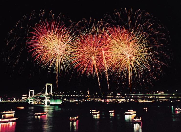 関東近郊の花火大会 2020年は五輪の影響で中止や前倒し相次ぐ