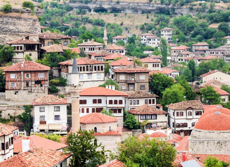 トルコ・サフランボル
