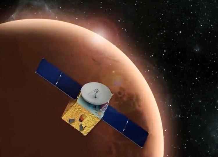 UAE 建国50年を記念する火星探査機7月に打ち上げへ、三菱重工が受注