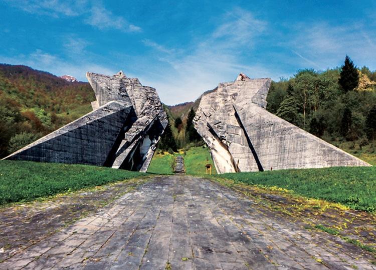 ボスニアヘルツェゴビナ・ストジェスカ国立公園