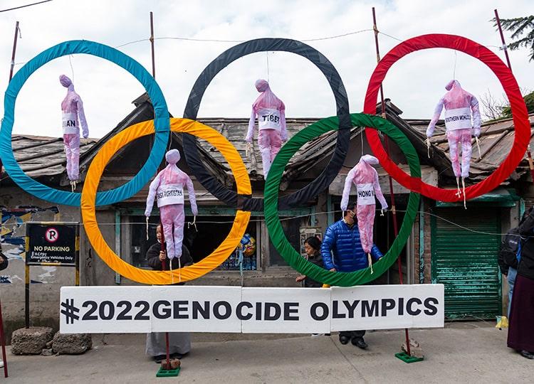 北京五輪の放送契約解除を 人権団体が書簡