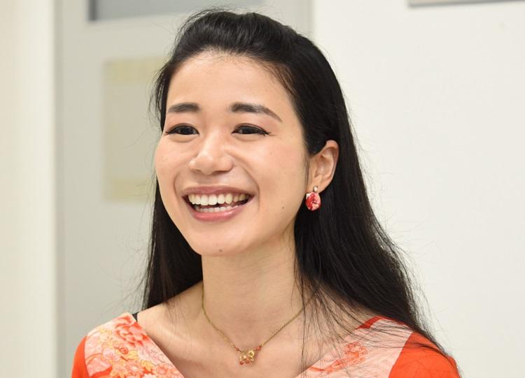 ダンサー、国際交流プロジェクト proud story 代表の知夏七未さん