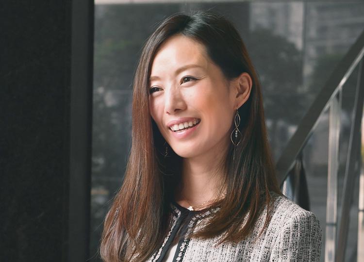 英語コーチ、PRプランナーの星名亜紀さん