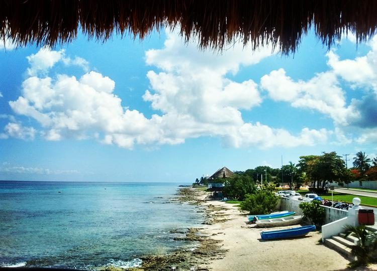 メキシコのリゾート、コスメル島