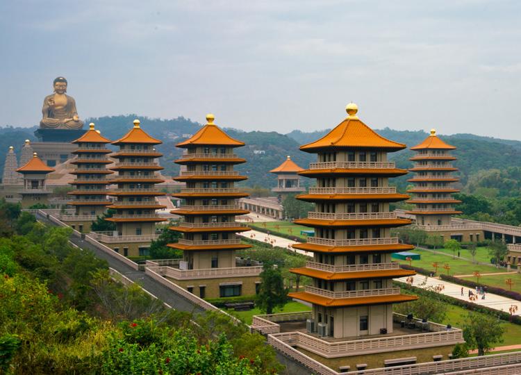 台湾南部の高雄市大樹区