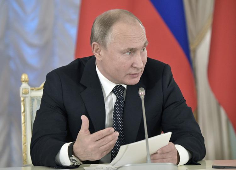 「ラップ音楽は禁止ではなく監督を」 露プーチン大統領発言