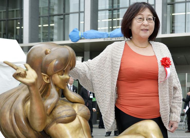 フランスの国際漫画祭で高橋留美子がグランプリを受賞