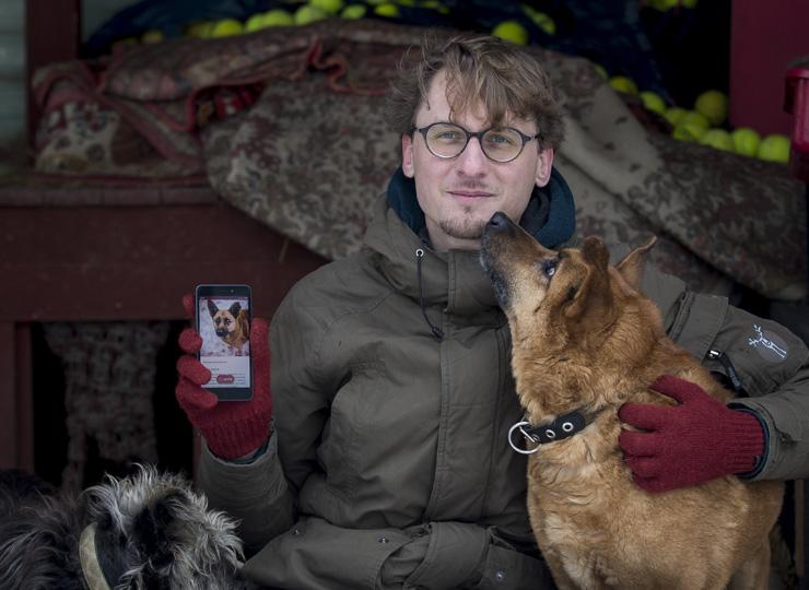 犬との「出会い系アプリ」、リトアニアでサービス開始