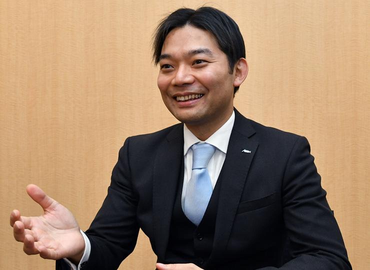 イーオンの名物教師、箱田勝良さん