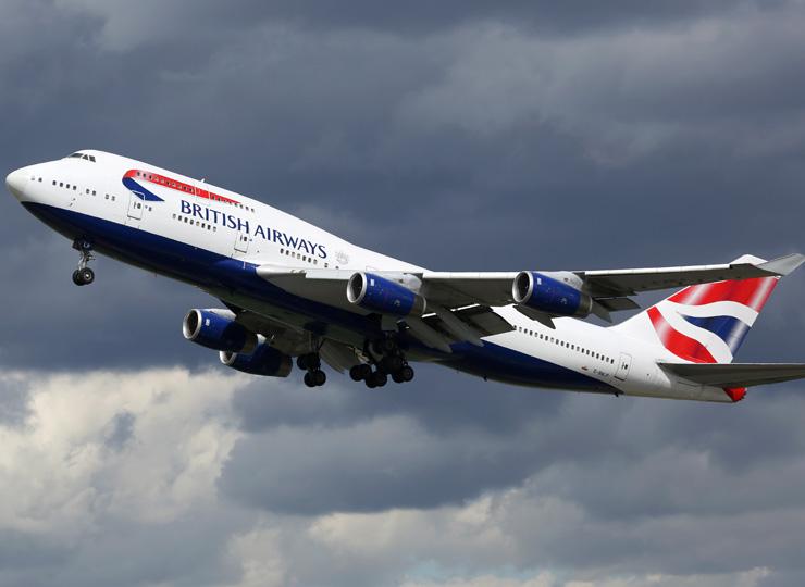 行き先を間違えた英旅客機 ドイツのはずがスコットランドに着陸