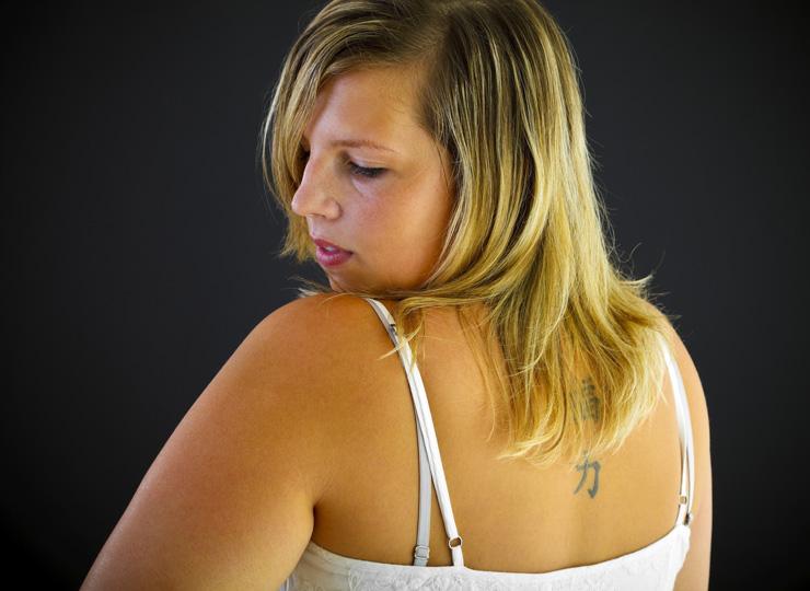 アリアナ・グランデのタトゥー