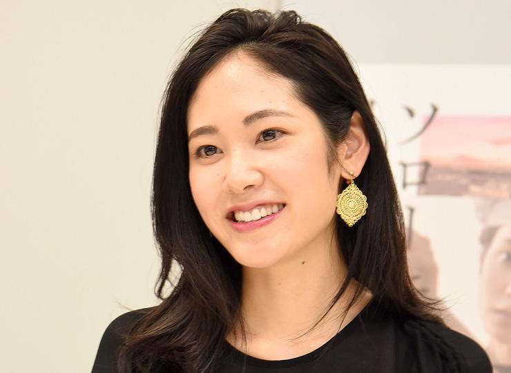 日露合作映画『ソローキンの見た桜』の主演女優、阿部純子さん
