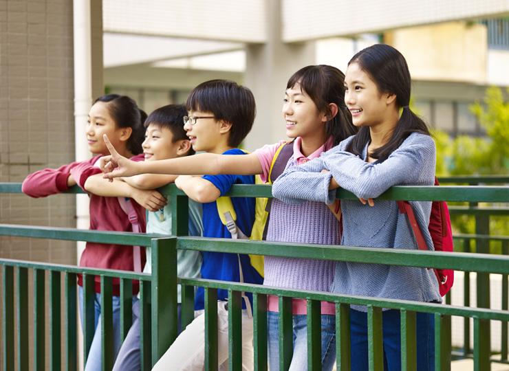 一流小学校への入学競争