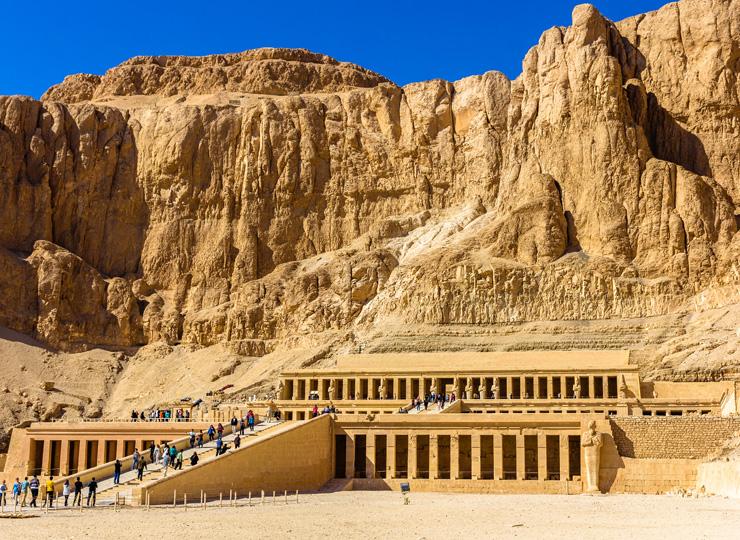 エジプト・ルクソール