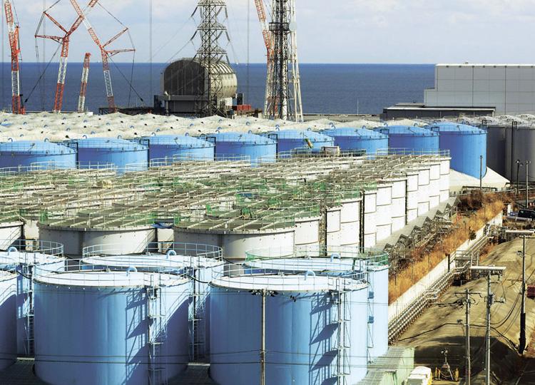 経産省:福島第一原発の汚染水、放出しても影響は「ごくわずか」