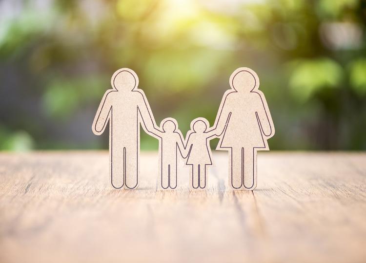 家族には誰がいる?