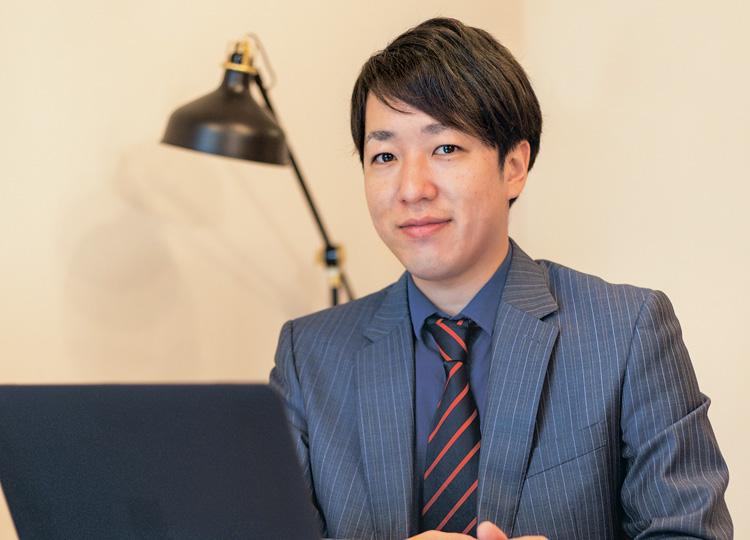 「伝わるコツを解説! ライティング講座」を寄稿する嶋津幸樹さん
