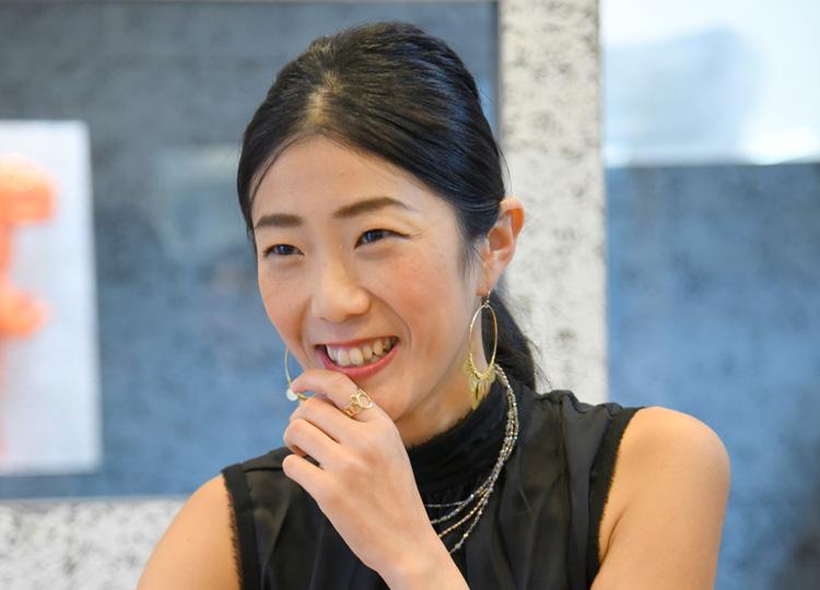 アート東京のVIPリレーションズ・海外事業部チーフディレクター、李美香さん