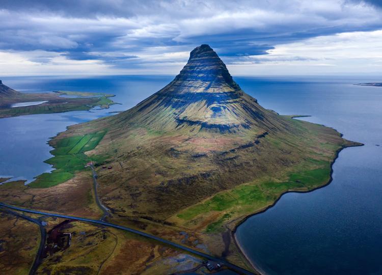 アイスランド・スナイフェルス半島