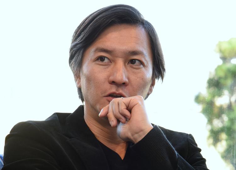 映画プロデューサーの筒井龍平さん