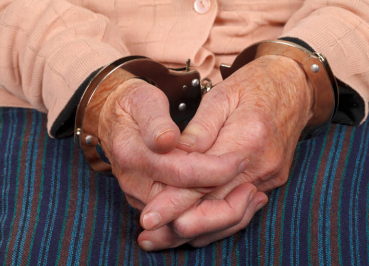 North Carolina woman arrested, thrown in jail to celebrate 100th birthday