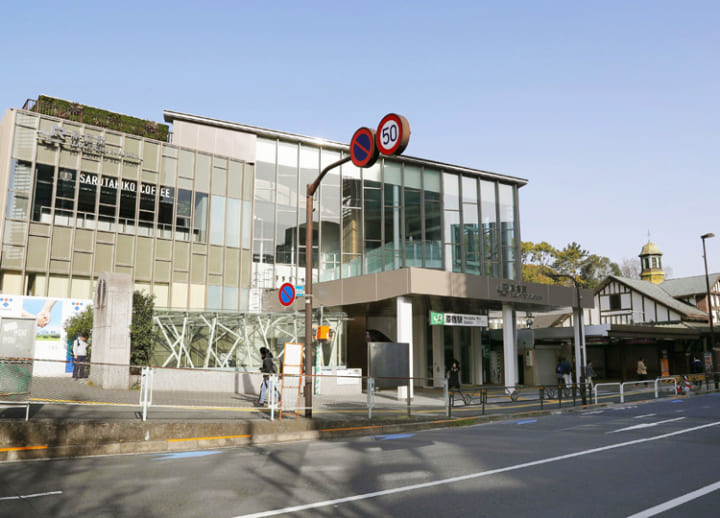 New Harajuku Station building opens near Tokyo's center of youth culture