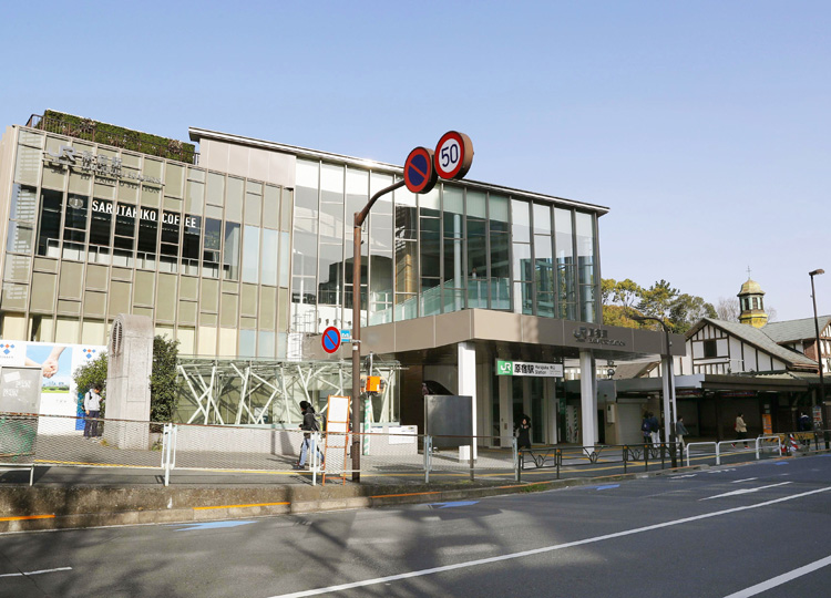 JR原宿駅の新駅舎の供用開始 木造駅舎は96年の歴史に幕