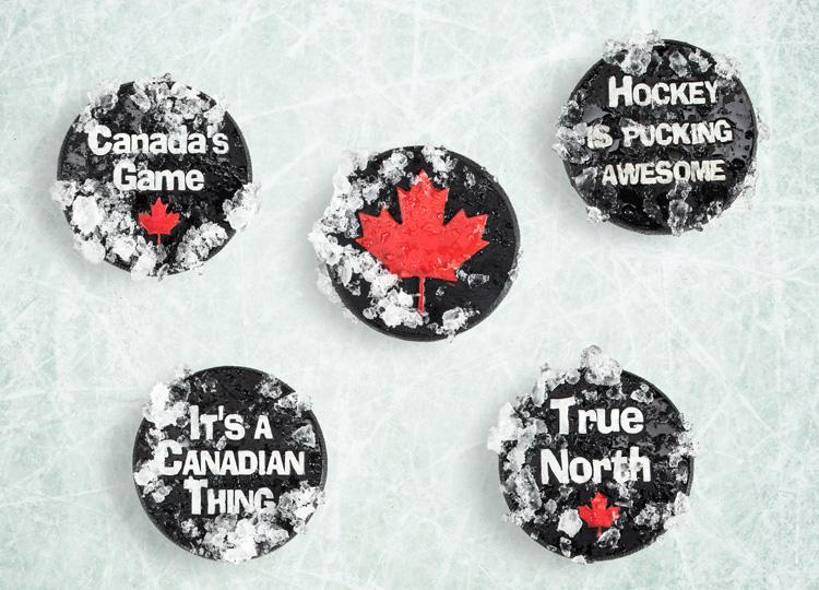 カナダの国技、アイスホッケー