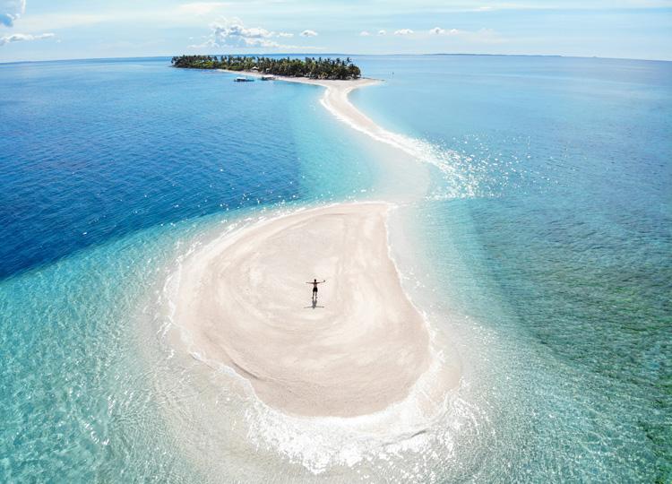 フィリピン・マラパスクア島