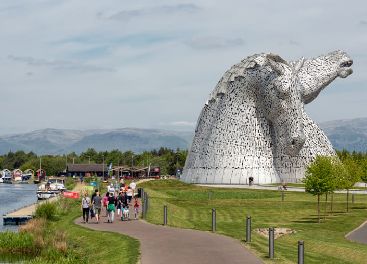 Falkirk (Scotland, UK)