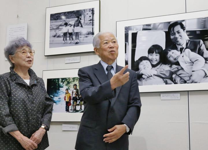 Shigeru Yokota, father of North Korea abductee Megumi, dies