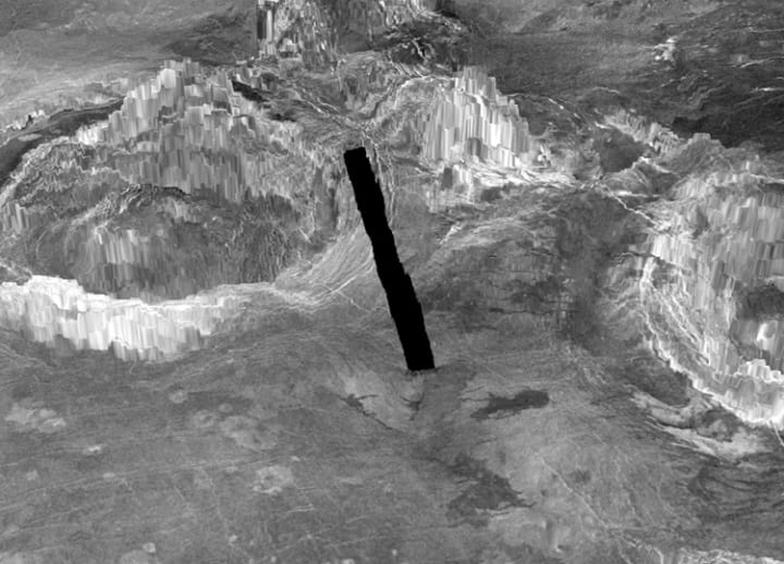 Newly discovered structures on Venus are signs of active volcanos, say scientists