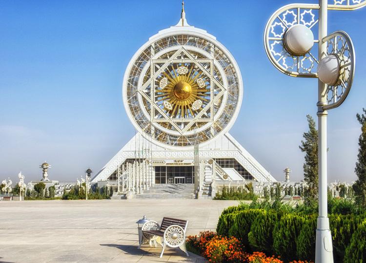 トルクメニスタン・アシガバート