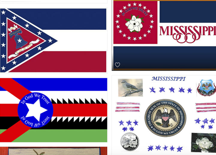 Mississippi is looking for a new flag. Will it have a mosquito in the middle?