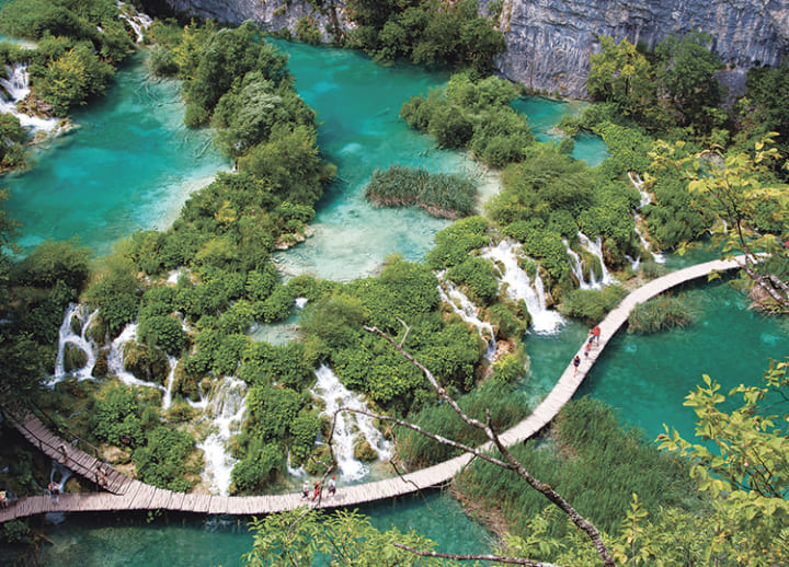 Plitvice Lakes National Park (Croatia)