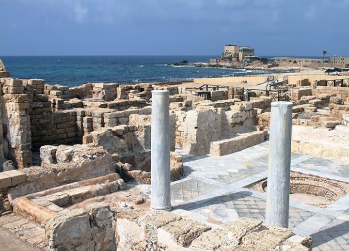 Caesarea National Park (Israel)