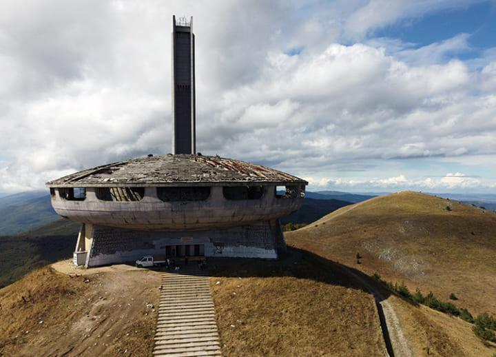 Communist-era mosaics in Bulgaria's controversial monument get life support