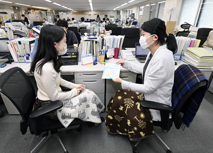 Japan starts 'Warm Biz' campaign to encourage energy-saving in winter