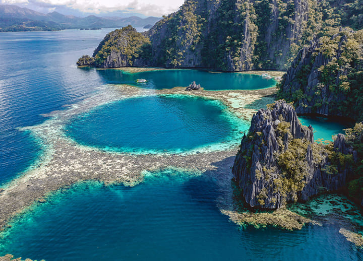 Coron Island (The Philippines)
