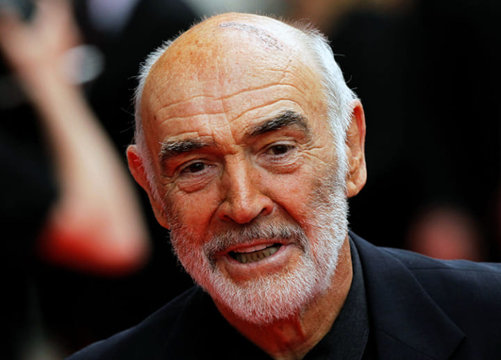 Sean Connery, who built an acting career  as the first James Bond, dies at 90