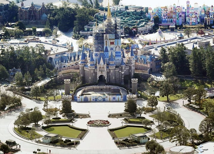 Tokyo Disney parks to increase ticket prices during peak periods, operator says