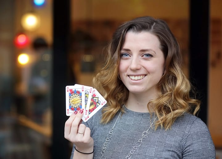 No kings, queens or jacks: Dutch woman creates card decks without genders