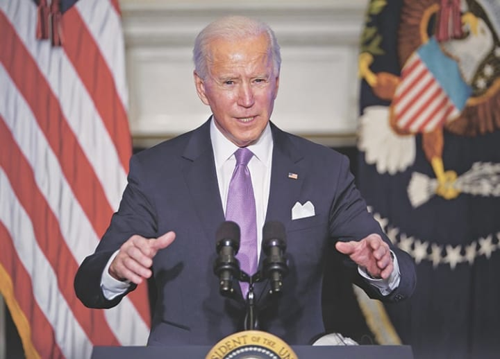 World leaders cheer US return to climate fight under Biden