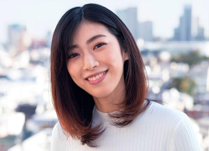 Aspiring to spread her wings beyond Japan