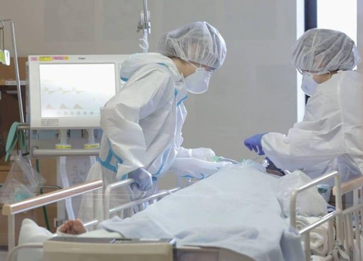 COVID-19 surge disrupting care at 44% of Japan's major hospitals