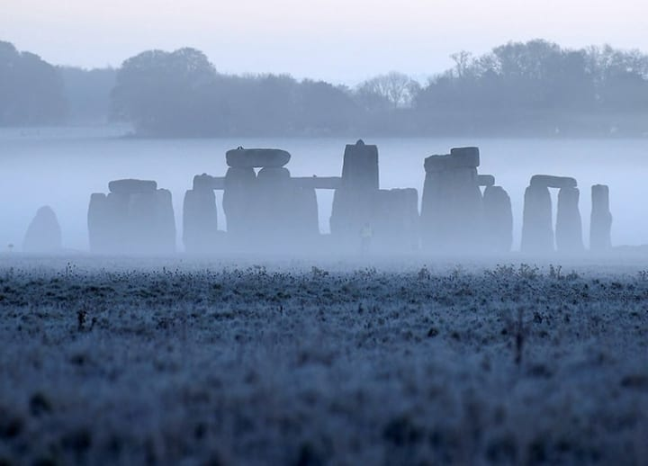 UK researchers say they have found an answer to the mystery of Stonehenge