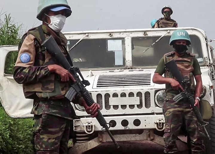 Italian ambassador, 2 others, killed after gunmen ambush convoy in Congo