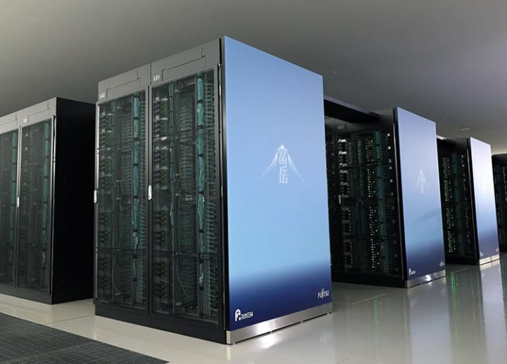 Japan supercomputer Fugaku in full operation to aid COVID-19 research