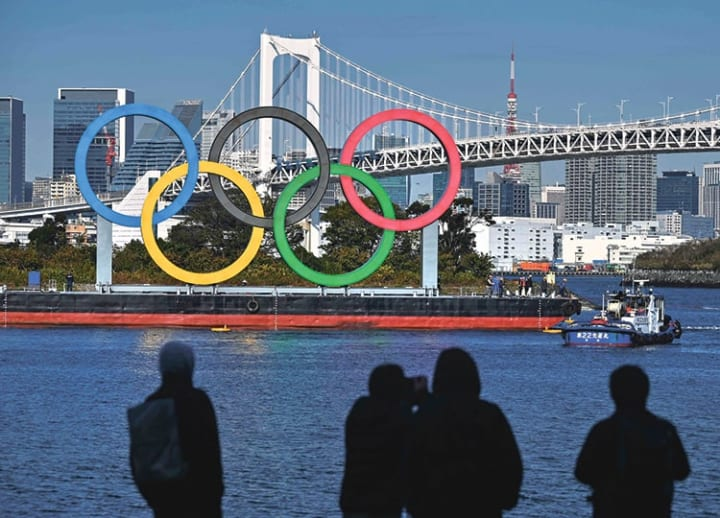 International spectators to be barred from Olympics in Japan